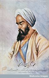 Portrait of Rhazes