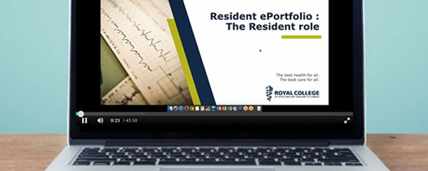 answers to Resident ePortfolio questions