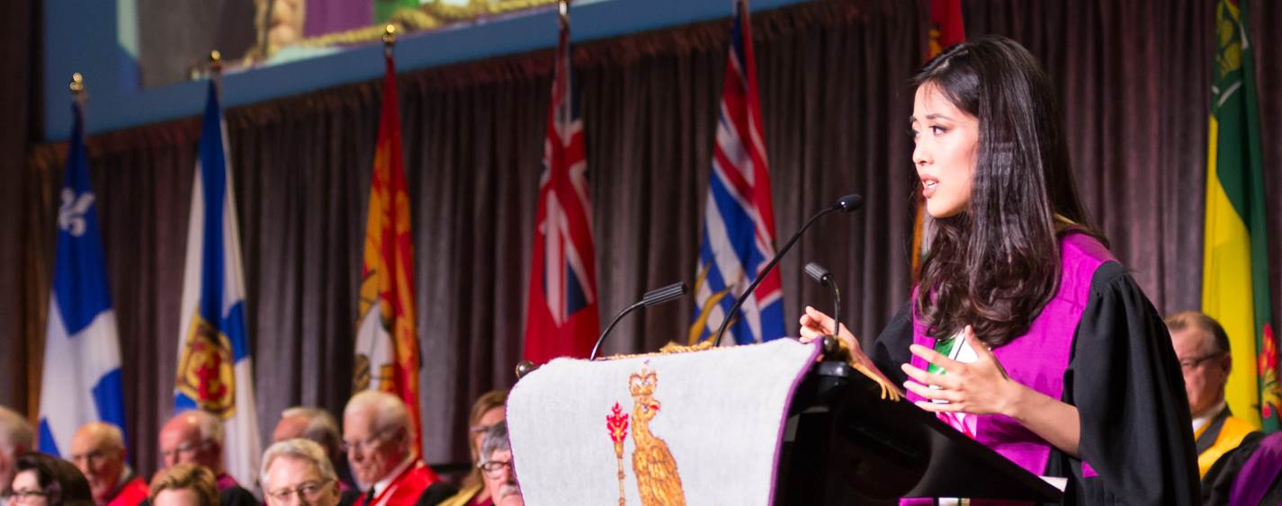 Royal College Convocation 2019, Friday, September 27, 2019, Ottawa Shaw Centre