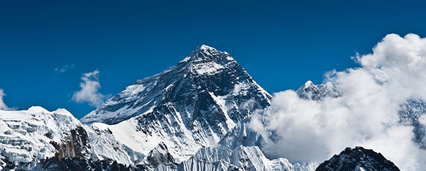 Mount Everest (Credit: iStock)