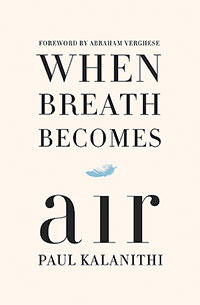 When Breath Becomes Air, Book Cover