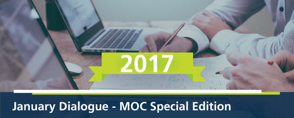 Dialogue Special Issue on MOC for January 2017