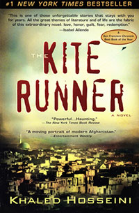 The Kite Runner, Book Cover