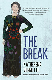 The Break, Book Cover
