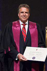 Alain Beaudet, MD, PhD