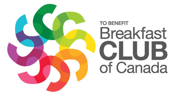 Breakfast club benefit logo