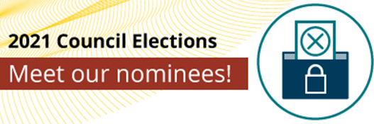 2021 Council Elections: Meet our nominees