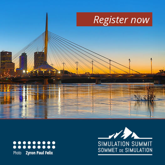 register now for Simulation summit