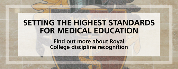 Setting the highest standards for medical education